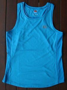 Canterbury Blue Sports Singlet (Size: Ladies 16)
