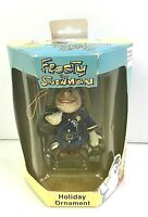 Frosty the Snowman Policeman Christmas Ornament by Enesco