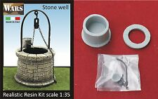 WARS Pozzo in pietra / Stone well kit 1/35