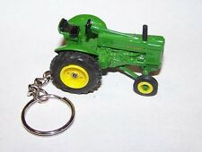 CUSTOM MADE..JOHN DEERE TRACTOR CURV FENDERS (GREEN) KEYCHAIN..GREAT GIFT IDEA!