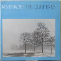 KEVIN ROTH The Quiet Times LP Folk w/ Dulcimer – SEALED, on Folkways