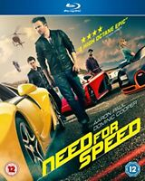 Need for Speed [Blu-ray] [2014] [DVD][Region 2]
