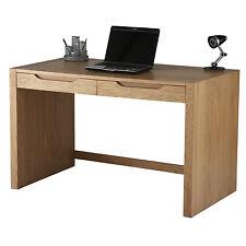 Alphason Office Newtown Oak Veneer Computer Desk Workstation AW75022