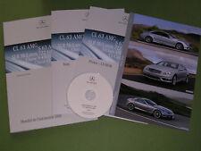 MERCEDES BENZ dossier de presse media press kit Paris 2006 - CL63 AMG SLR 722 CL