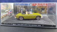 James Bond 007 Collection - 19 MCB - Der Mann mit dem goldenen Colt