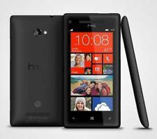 HTC Windows Phone 8x - 16gb-Schwarz (Entsperrt) Smartphone guter Zustand