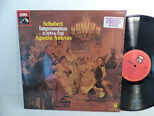 SCHUBERT Impromptus D.899 et 935 ANIEVAS 06302886