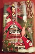 Barbie Alice in Wonderland the Queen of Hearts Silver Label new in box