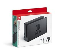 Nintendo Switch Dock Set (Base + AC Adapter + HDMI Cable) IT IMPORT NINTENDO