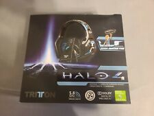Tritton Halo 4 Warhead 7.1 Dolby Surround Wireless Headset Xbox 360 INCOMPLETE