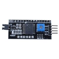 IIC I2C TWI SPI Serial Interface Board Module Port for Arduino LCD1602 Disp KC