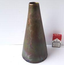 Große Keramik Vase, Eosin- Glasur, CLEMENT MASSIER, Frankreich, um 1900 AL1061