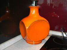 fat lava Keramik ceramic Lampenfuß lamp base Steuler ? Cari Zalloni ? H:  29 cm
