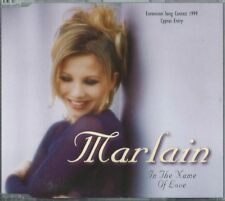 "Marlain ""Tha'ne Erotas/In the name of love"" Cyprus Eurovision 1999"