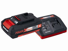 Einhell 18 V Power-X-Change Battery and Charger Starter Kit