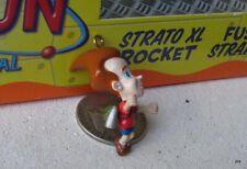 Jimmy Neutron Rocket Pak Miniature Ornament