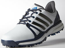 Adidas Mens adiPower Boost 2 Golf Shoe Q44661 Size 11.5 Medium White/Blue