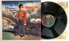 Marillion - Misplaced Childhood - 1985 US 1st Press (NM) Ultrasonic Clean