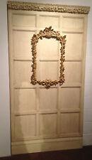 VECCHIO ROVERE Boiserie & intagliato finitura su 1/4 strati circa 230x120cm, Ex Display, REPLICA