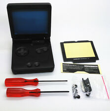 New Black Shell Housing Replacement Nintendo Gameboy Advance SP GBA SP Console