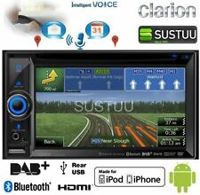 Autoradio e frontalini da auto Clarion con Bluetooth
