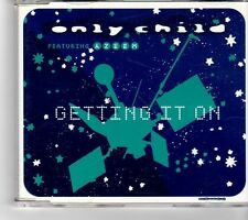 (FK768) Only Child ft Azeem, Getting It On - 2001 CD