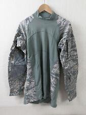 Gr. XL / US AIRMAN BATTLE Special Forces MASSIF Combat Shirt Flame resistant ACU