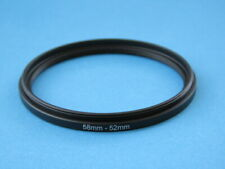 58mm to 52mm Stepping Step Down Ring Camera Lens Filter Adapter Ring 58-52mm