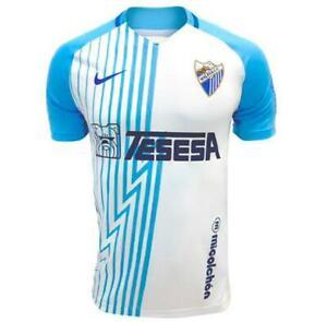 MALAGA CF Official Nike Home Football Shirt 2020-2021 NEW Jersey Camiseta Soccer