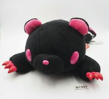 "Gloomy Bear Black Pink B1907 Chack CHAX CGP-230 Taito Plush 10"" Toy Doll Japan"