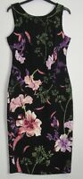 New Marks & Spencer Per Una Floral Print Bodycon dress  - Uk size 8 - 22