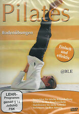 DVD + PILATES + Bodenübungen + Körperhaltung + Bauchmuskeln + Gelenke +