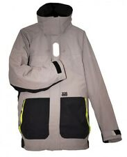 Jacke, Segeljacke, Regenjacke XM Coastal Größe L  grau/schwarz 20673