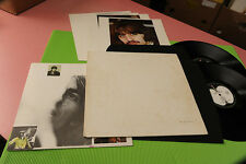 BEATLES 2LP WHITE ALBUM JAPAN EX NUMERATE A104666 GATEFLD COVER 4 FOTO E POSTER