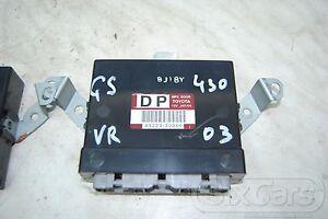 Lexus GS 430 S16 Steuergerät Tür vorne rechts MPX Door Toyota 89223-30040