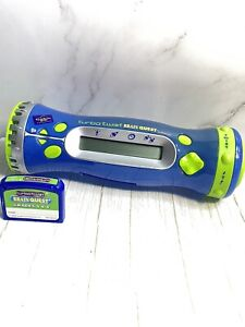 LeapFrog Turbo Twist Brain Quest Handheld Electronic Educational Game New