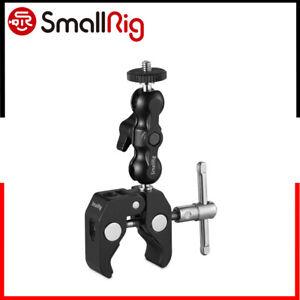 SmallRig Multi-Functional Super Crab-Shaped Clamp and Ballhead Magic Arm - 2164