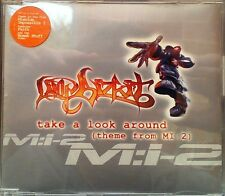 Limp Bizkit - Take A Look Around (Theme From MI2)  CD 1 CD Single (CD 2000)