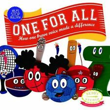 One for All by Samantha Kurtzman-Counter (2013, Hardcover) BRAND NEW