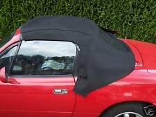 Mazda MX5 Verdeck PVC schwarz incl. Reißverschlußsystem MX-5 NA           A