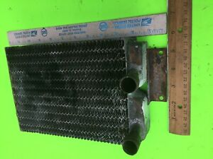 Studebaker heater core.     Item:  13143