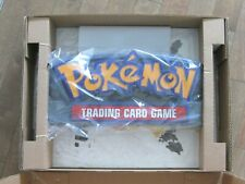 Pokemon Lighted Hanging Banner Sign Store Exclusive Rare Promotional Item !!