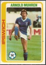 TOPPS 1979 FOOTBALLERS #099-IPSWICH TOWN & HOLLAND-TWENTE-ARNOLD MUHREN *ROOKIE*