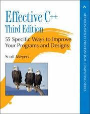 Addison-Wesley Professional Computing Ser.: Effective C++ : 55 Specific Ways to