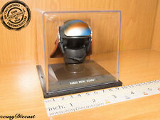 NABOO ROYAL GUARD STAR WARS HELMET CASCO CASQUE 1/5 MINT WITH CASE!!