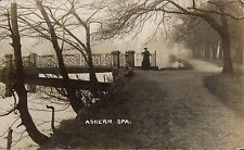 Askern Spa. Bridge.
