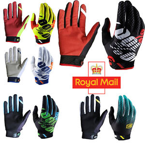 Cycling Gloves Touchscreen BMX MTB Full Finger Dirtpaw Bike Riding Motorcycle UK