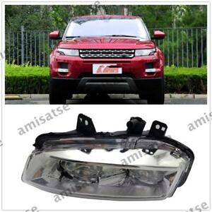 Left Bumper Fog Light Lamp For 2012 2013-2015 Land Rover Range Rover Evoque