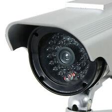 Dummy Fake Home Surveillance Security Camera Solar Power Outdoor CCTV  CHEAP
