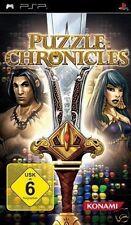 Puzzle Chronicle Sony PSP